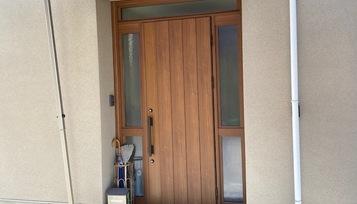 ドアリモ 玄関ドア取替工事 サムネイル
